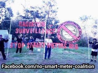 Westlake Smart Meter Protest